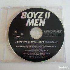 CDs de Música: BOYA II MEN SEASONS OF LONELINESS CD SINGLE. Lote 211611740