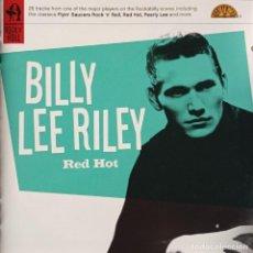 CDs de Música: BILLY LEE RILEY - RED HOT - CD RECOPILATORIO 26 TEMAS. Lote 211612630