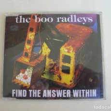 CDs de Música: THE BOO RADLEYS FIND THE ANSWER WITHIN 2 VERSIONES +4 CD SINGLE. Lote 211612802