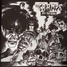 CDs de Música: THE CRAMPS - ...OFF THE BONE (1978-1983) - CD RECOPILATORIO MATERIAL INÉDITO. Lote 211613075
