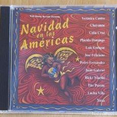CDs de Música: NAVIDAD EN LAS AMERICAS - CD 1995 WALT DISNEY (XUXA, RICKY MARTIN, CHAYANNE, CELIA CRUZ...). Lote 211616731
