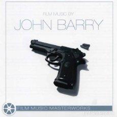 CDs de Música: FILM MUSIC BY JOHN BARRY - OFERTA 3X2 - NUEVO Y PRECINTADO. Lote 211617360