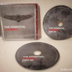 CDs de Música: CD DOBLE ORIGINAL - THE ESSENTIAL - AOR - HEAVY METAL. Lote 211628411