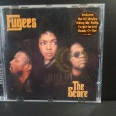 CDs de Música: FUGEES THE SCORE CD 1996 SONY EDICION AUSTRIA SPAIN. Lote 211661733