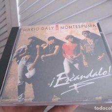 CDs de Música: MARIO DALY & MONTESPUMA ¡ESCANDALO!. Lote 211668890
