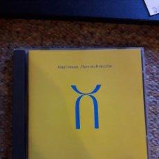 CDs de Música: KING CRIMSON , THREE OF A PERFECT PAIR , CD 1989 ESTADO IMPECABLE ENVIO ECONOMICO. Lote 211671268