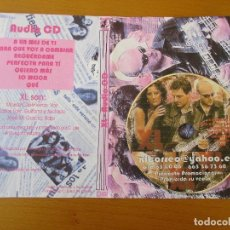 CDs de Música: XL DEMO MAQUETA AUDIO CD 2006 7 CANCIONES XL FUNGA. Lote 211683361