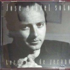 CDs de Música: JOSE MANUEL SOTO (TORMENTA DE VERANO) CD 1993. Lote 211700875