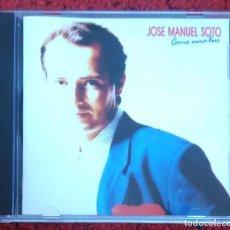 CDs de Música: JOSE MANUEL SOTO (COMO UNA LUZ) CD 1989. Lote 211701024