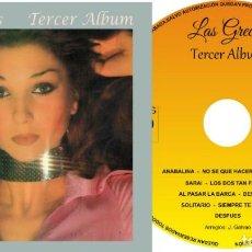 CDs de Música: LAS GRECAS. Lote 211704903