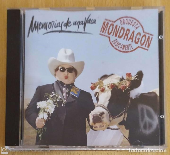 ORQUESTA MONDRAGON (MEMORIAS DE UNA VACA) CD 1995 (Música - CD's Rock)