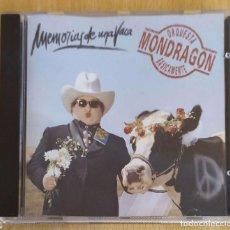 CDs de Música: ORQUESTA MONDRAGON (MEMORIAS DE UNA VACA) CD 1995. Lote 211706779