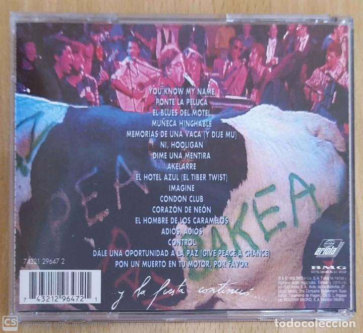 CDs de Música: ORQUESTA MONDRAGON (MEMORIAS DE UNA VACA) CD 1995 - Foto 2 - 211706779
