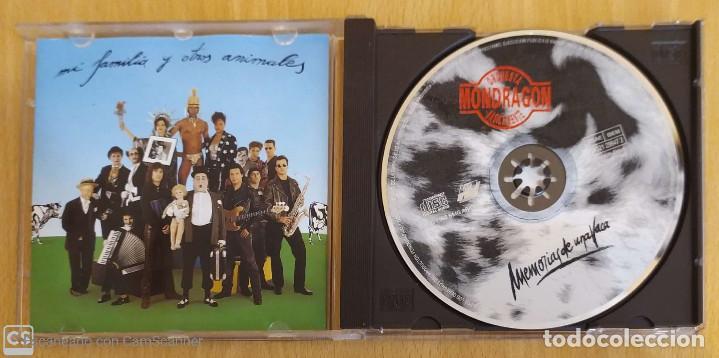 CDs de Música: ORQUESTA MONDRAGON (MEMORIAS DE UNA VACA) CD 1995 - Foto 3 - 211706779
