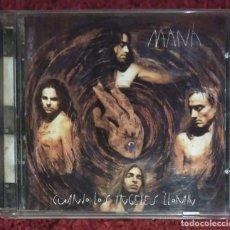 CDs de Música: MANA (CUANDO LOS ANGELES LLORAN) CD 1995. Lote 211706991