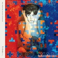 CDs de Música: MCCARTNEY PAUL - TUG OF WAR (W/DVD) (DLX) (CD NUEVO). Lote 211717826