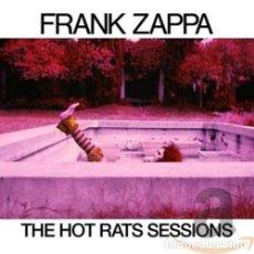 CDs de Música: ZAPPA FRANK - HOT RATS/LIMITED (CD NUEVO). Lote 211717891