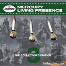 CDs de Música: VARIOUS ARTISTS - MERCURY LIVING PRESENCE VOL. 3 (CD NUEVO). Lote 211717976