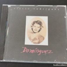 CDs de Música: SILVIO RODRÍGUEZ - DOMÍNGUEZ - CD 1996. Lote 211718381
