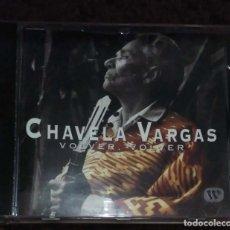 CDs de Música: CHAVELA VARGAS (VOLVER, VOLVER) CD 1996. Lote 211718635