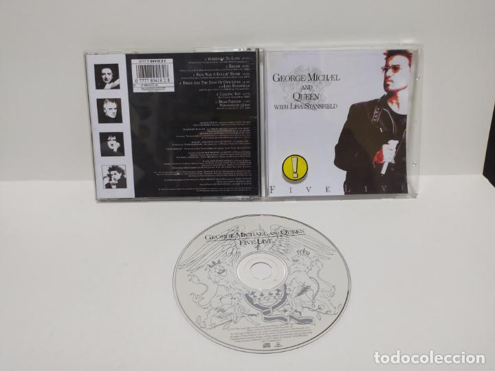 CDs de Música: George Michael lote cd´s leer descripcion - Foto 2 - 211719374
