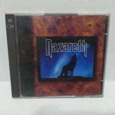 CDs de Música: NAZARETH GOLD 2 CD´S DIFICIL. Lote 211719955
