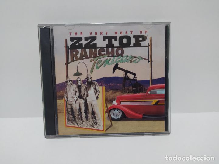 ZZ TOP - RANCHO TEXICANO 2 CD´S BUEN ESTADO DIFICIL (Música - CD's Rock)