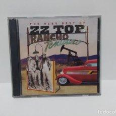 CDs de Música: ZZ TOP - RANCHO TEXICANO 2 CD´S BUEN ESTADO DIFICIL. Lote 211720216