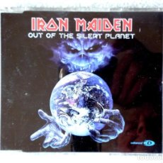 CDs de Música: IRON MAIDEN.OUT OF THE SILENT PLANET..CD MAXI 4 TEMAS. Lote 211721200