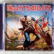CDs de Música: IRON MAIDEN.THE TROPPER..CD MAXI 5 TEMAS. Lote 211721408
