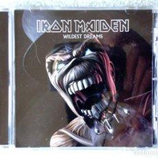 CDs de Música: IRON MAIDEN.WILDEST DREAMS..CD MAXI 3 TEMAS. Lote 211721706