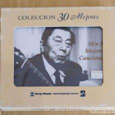 CDs de Música: ATAHUALPA YUPANQUI (MIS 30 MEJORES CANCIONES) 2 CD'S 2000 ARGENTINA * PRECINTADO. Lote 211722300