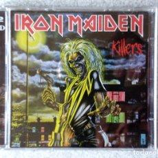 CDs de Música: IRON MAIDEN.KILLERS...CON BONUS CD. Lote 211722380