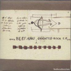 CDs de Música: BEEF – ADULT ORIENTED ROCK E.P. – ELEFANT RECORDS – CD. Lote 211729459