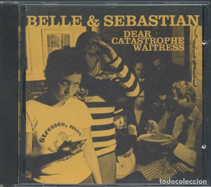 BELLE & SEBASTIAN – DEAR CATASTROPHE WAITRESS – CD (Música - CD's Rock)