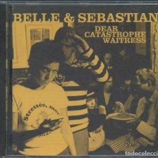 CDs de Música: BELLE & SEBASTIAN – DEAR CATASTROPHE WAITRESS – CD. Lote 211729748