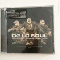 CDs de Música: DE LA SOUL – ART OFFICIAL INTELLIGENCE: MOSAIC THUMP EUROPE 2000. Lote 211733514