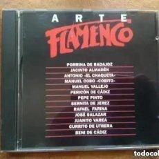 CDs de Música: ARTE FLAMENCO ORBIS. ANTOLOGIA VI (CD). Lote 211743517