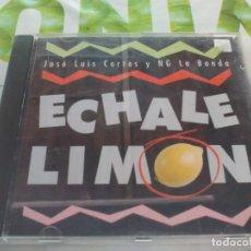 CDs de Música: CD. JOSE LUIS CORTES Y NG LA BANDA - ECHALE LIMON. Lote 211751785