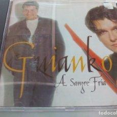 CDs de Música: CD. GUIANKO - A SANGRE FRIA. Lote 211754287