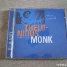 CDs de Música: CD. THELONIOUS MONK. BUENA CONSERVACION. Lote 211765603