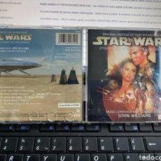 CDs de Música: STAR WARS CD B.S.O. EL ATAQUE DE LOS CLONES 2002. Lote 211767122