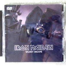 CDs de Música: IRON MAIDEN.WILDEST DREAMS..DVD 4 TEMAS. Lote 211772520
