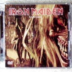 CDs de Música: IRON MAIDEN.RAINMAKER..DVD 4 TEMAS. Lote 211772820