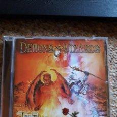 CDs de Música: DEMONS & WIZARDS , TOUCHED BY THE CRIMSON KING , CD 2005 ESTADO IMPECABLE ENVIO ECONOMICO. Lote 211780345