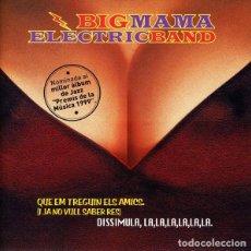 CDs de Música: BIG MAMA–QUE EM TREGIN ELS AMICS (I JA NO VULL SABER RES)-SINGLE JEWEL-OFERTA 3X2-NUEVO Y PRECINTADO. Lote 211780453