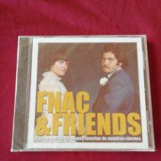 CDs de Música: FNAC & FRIENDS. Lote 211798190