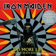 CD de Música: IRON MAIDEN NO MORE LIES. Lote 211802132