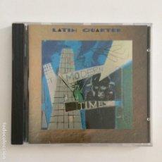 CDs de Música: LATIN QUARTER – MODERN TIMES GERMANY 1985. Lote 211807548