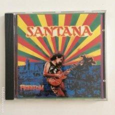 CDs de Música: SANTANA – FREEDOM EUROPE 1987. Lote 211809587